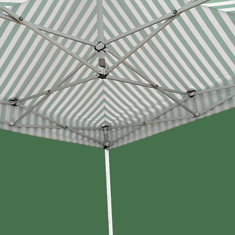 Pop up market stall