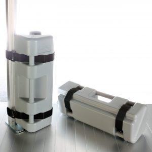 Gazebo Leg Weights: Universal Water Weights (Pair)