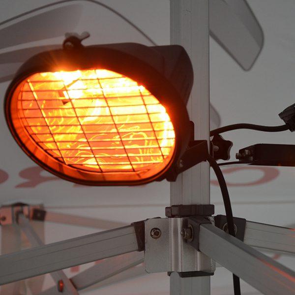 Infared Halogen Gazebo Heater