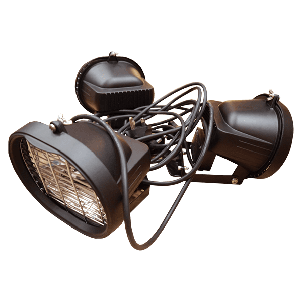 Gazebo Lighting & Heaters