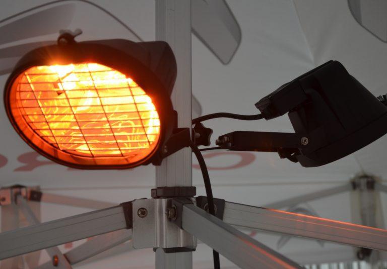 gazebo heater